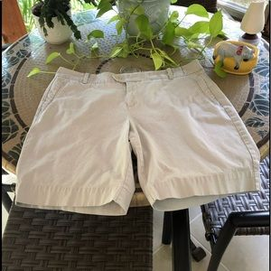 Dockers khaki shorts, Size 16. Excellent condition